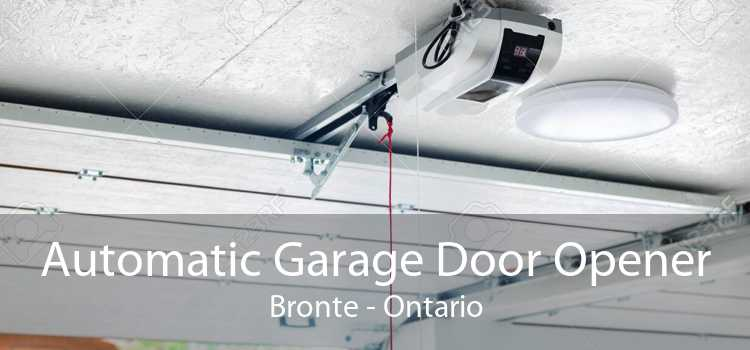 Automatic Garage Door Opener Bronte - Ontario