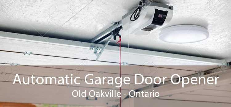 Automatic Garage Door Opener Old Oakville - Ontario