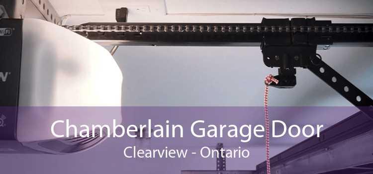 Chamberlain Garage Door Clearview - Ontario