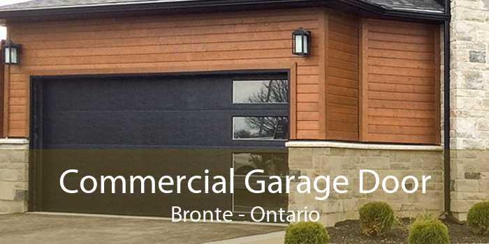 Commercial Garage Door Bronte - Ontario