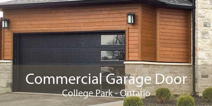Commercial Garage Door College Park - Ontario