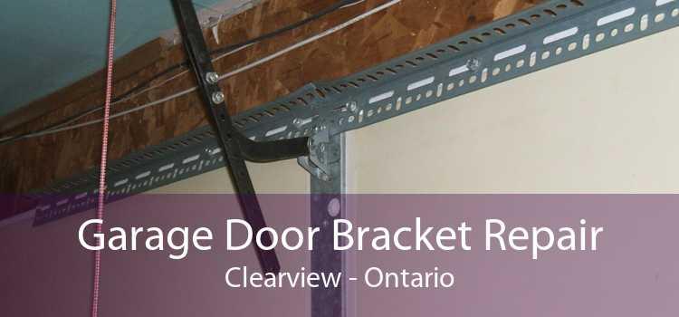 Garage Door Bracket Repair Clearview - Ontario