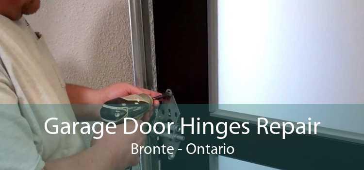 Garage Door Hinges Repair Bronte - Ontario