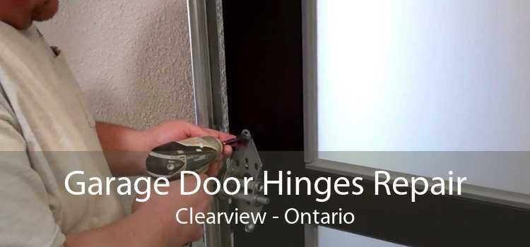 Garage Door Hinges Repair Clearview - Ontario