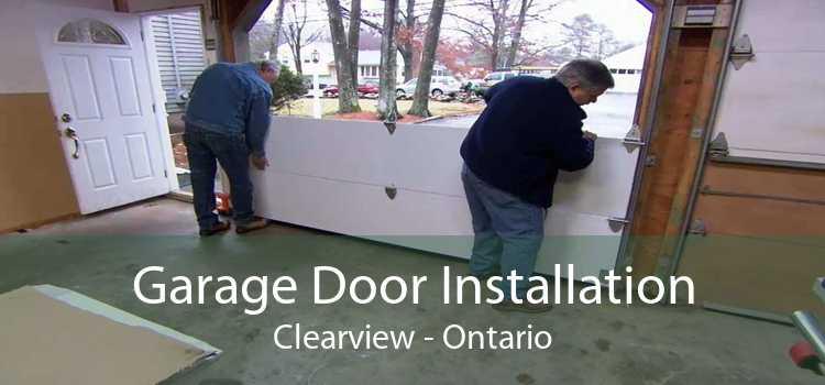 Garage Door Installation Clearview - Ontario