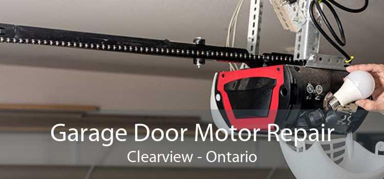 Garage Door Motor Repair Clearview - Ontario