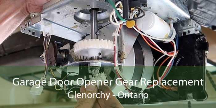 Garage Door Opener Gear Replacement Glenorchy - Ontario