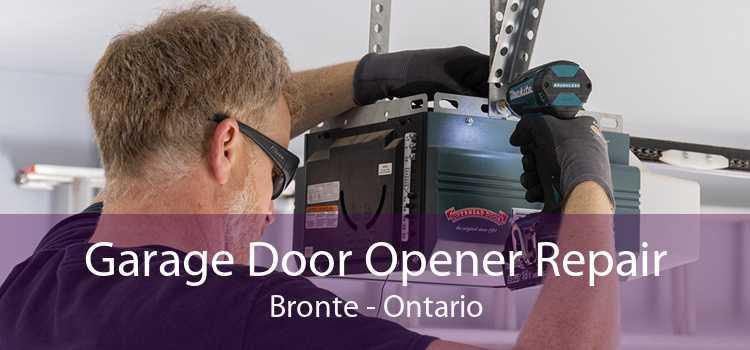 Garage Door Opener Repair Bronte - Ontario