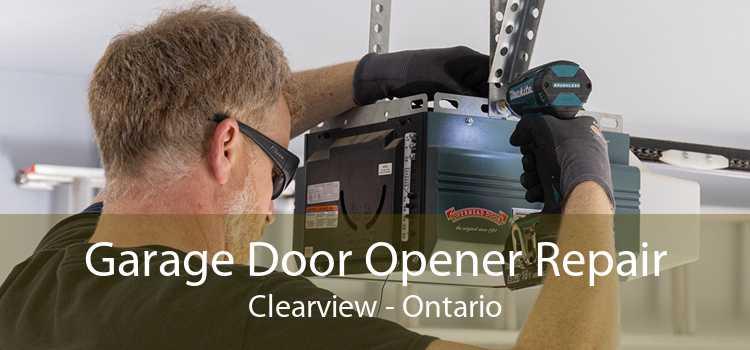 Garage Door Opener Repair Clearview - Ontario
