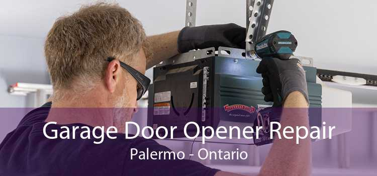 Garage Door Opener Repair Palermo - Ontario