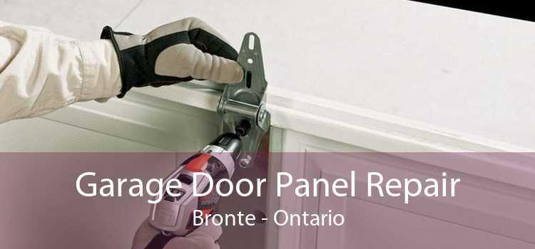 Garage Door Panel Repair Bronte - Ontario