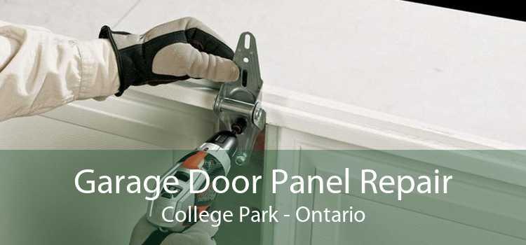 Garage Door Panel Repair College Park - Ontario