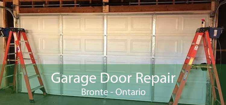 Garage Door Repair Bronte - Ontario