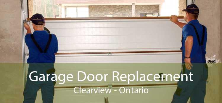 Garage Door Replacement Clearview - Ontario