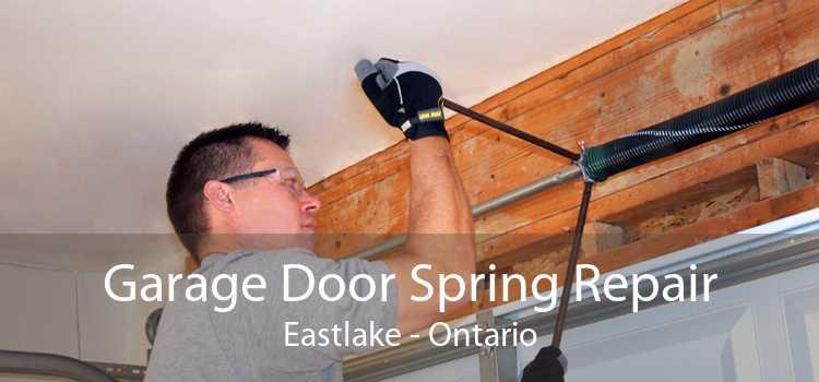 Garage Door Spring Repair Eastlake - Ontario