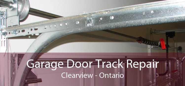 Garage Door Track Repair Clearview - Ontario