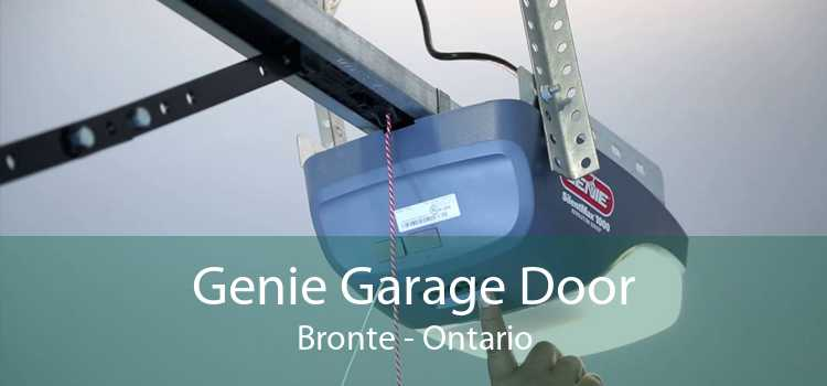 Genie Garage Door Bronte - Ontario