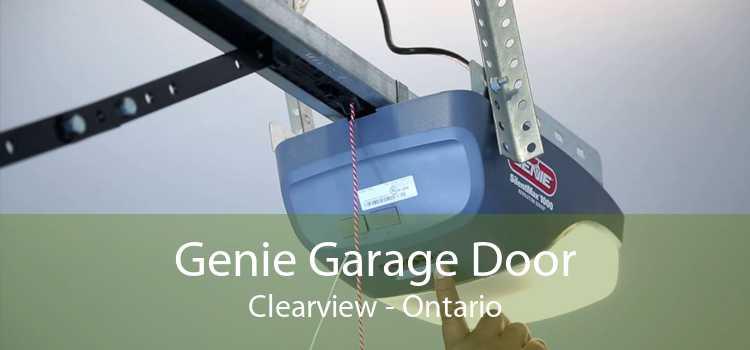 Genie Garage Door Clearview - Ontario