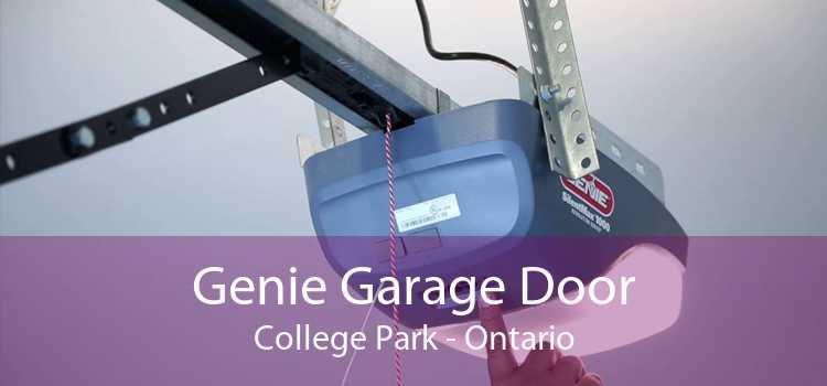 Genie Garage Door College Park - Ontario