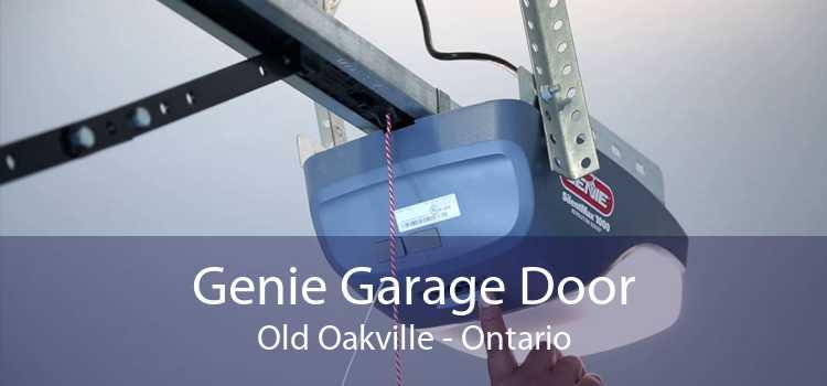 Genie Garage Door Old Oakville - Ontario