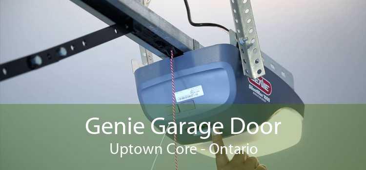 Genie Garage Door Uptown Core - Ontario
