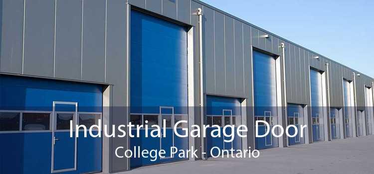 Industrial Garage Door College Park - Ontario