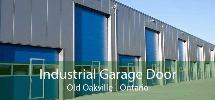 Industrial Garage Door Old Oakville - Ontario