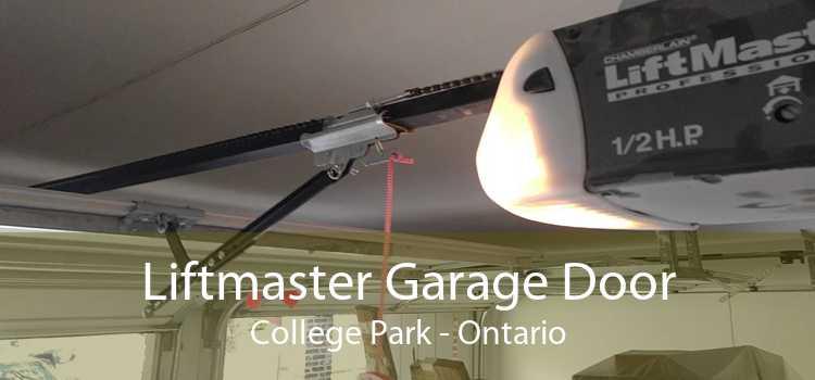 Liftmaster Garage Door College Park - Ontario