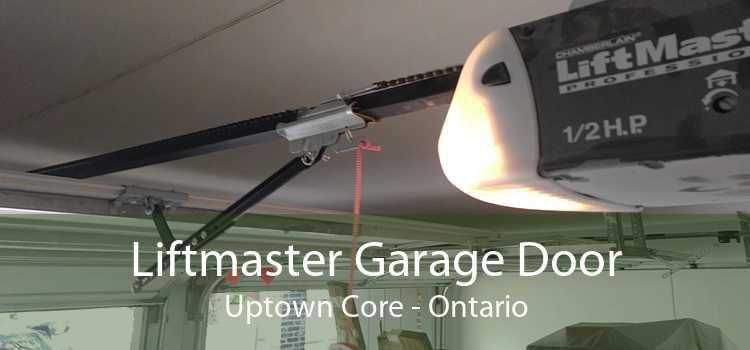 Liftmaster Garage Door Uptown Core - Ontario