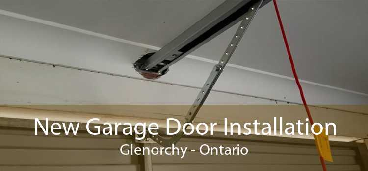 New Garage Door Installation Glenorchy - Ontario