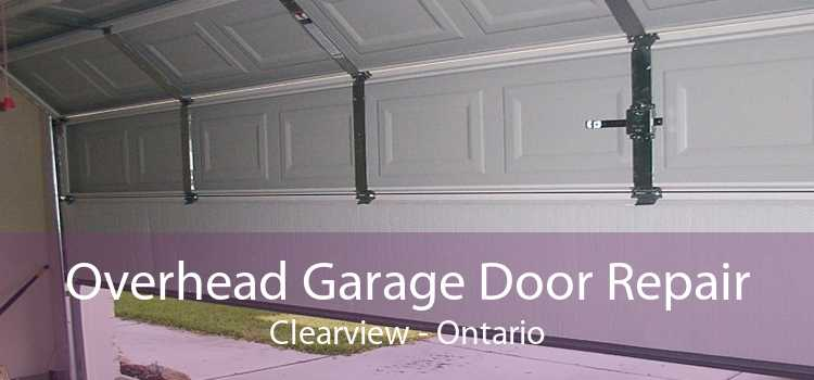 Overhead Garage Door Repair Clearview - Ontario