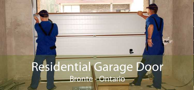 Residential Garage Door Bronte - Ontario