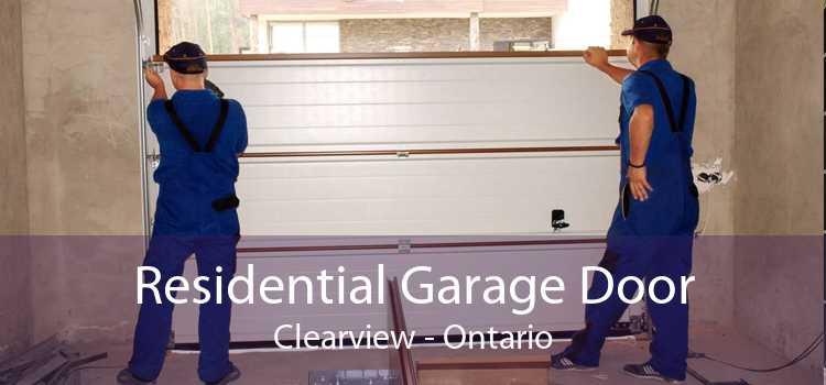 Residential Garage Door Clearview - Ontario