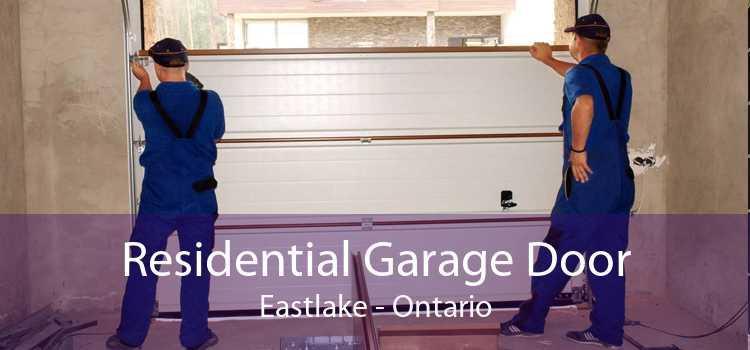 Residential Garage Door Eastlake - Ontario