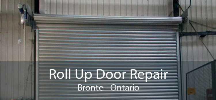 Roll Up Door Repair Bronte - Ontario