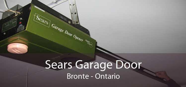Sears Garage Door Bronte - Ontario