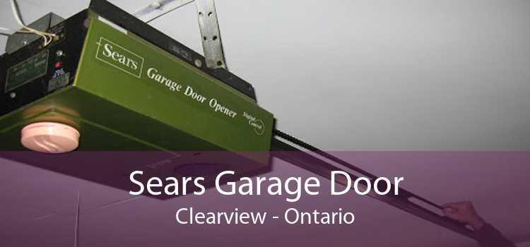 Sears Garage Door Clearview - Ontario
