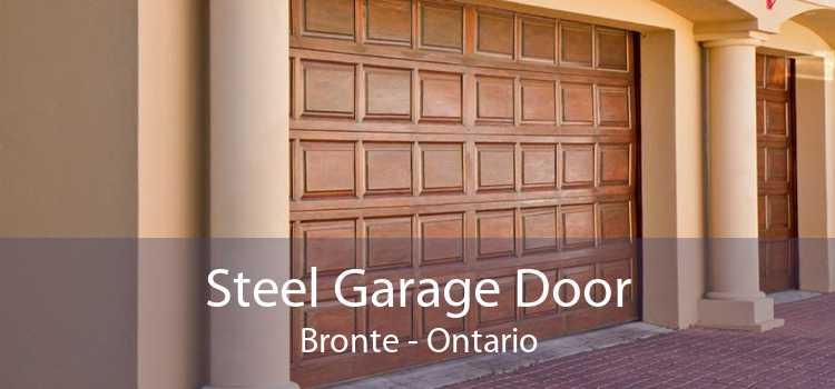 Steel Garage Door Bronte - Ontario