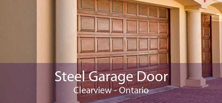 Steel Garage Door Clearview - Ontario