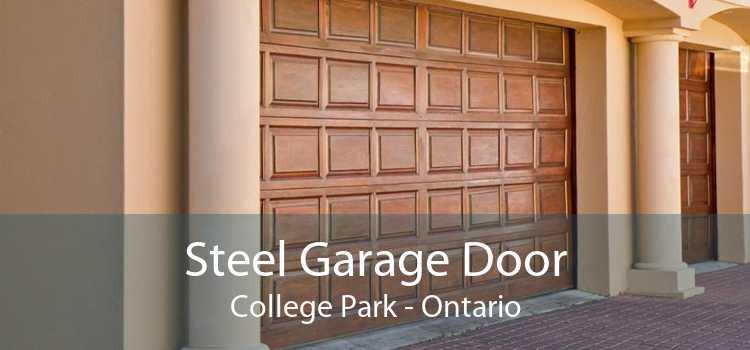 Steel Garage Door College Park - Ontario