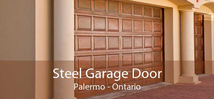 Steel Garage Door Palermo - Ontario