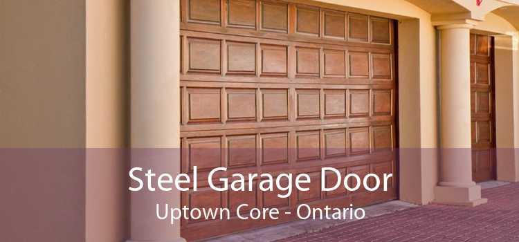 Steel Garage Door Uptown Core - Ontario
