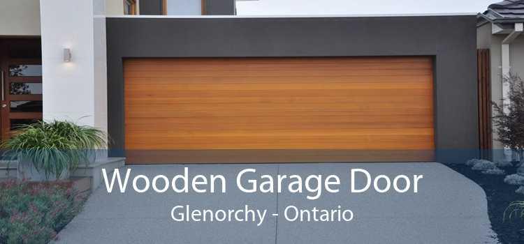Wooden Garage Door Glenorchy - Ontario
